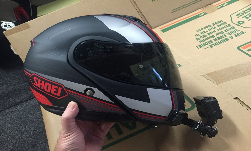 Customizing Motorcycle Helmets
