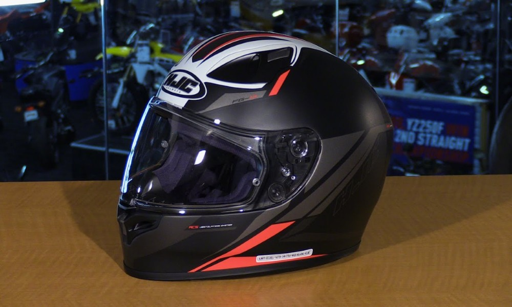 HJC CL 17 Full Face Motorcycle Helmet