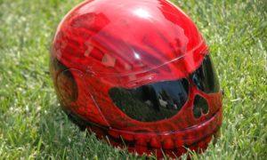 How to Paint a Motorcycle Helmet: Get a New Helmet in a Week