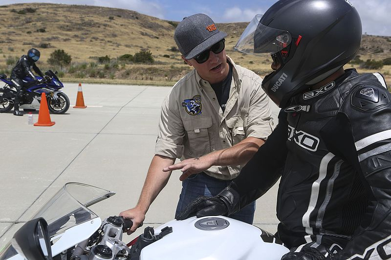 California Motorcycle Helmet Law